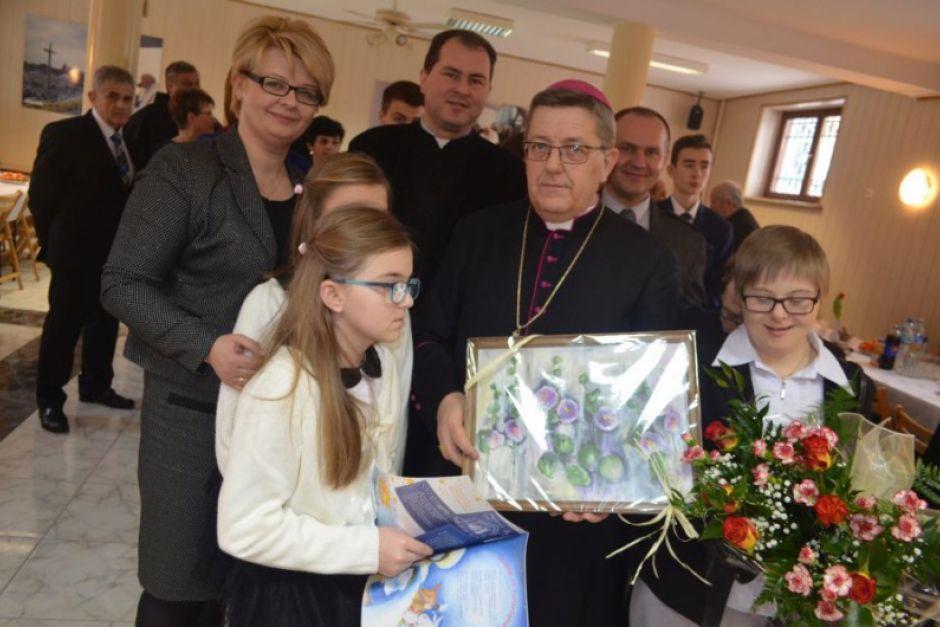 Imieniny Księdza Biskupa Mariusza Leszczyńskiego